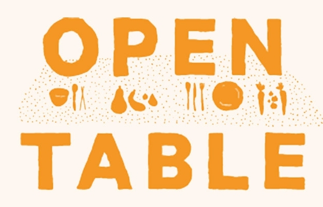 Food Waste - Open Table logo