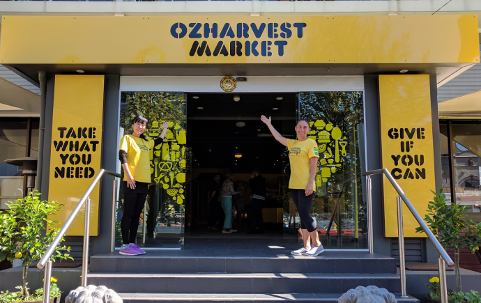 Food Waste - OzHarvest Market