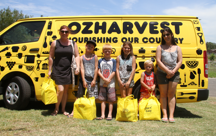 Food Waste - OzHarvest Collection