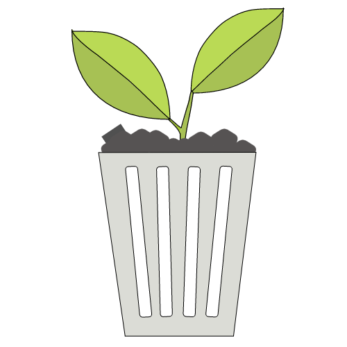 Food Waste - ShareWaste logo