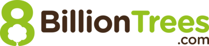 Image of 8 Billion Trees logo
