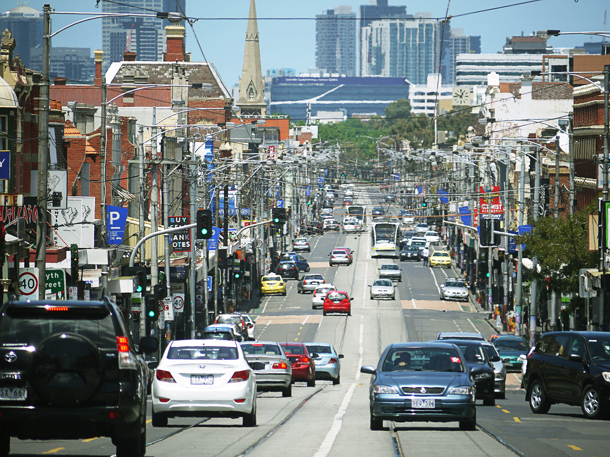Sydney Road, Brunswick - Brunswick Design District - article by Ethical Design Co.