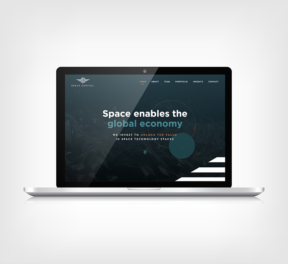 Space Capital website